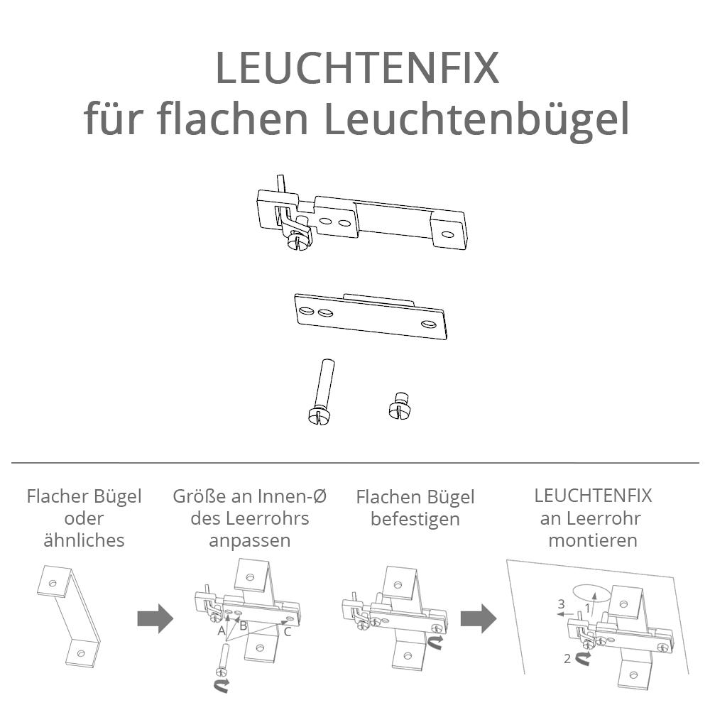 LEUCHTENFIX_flacher_Leuchtenbuegel